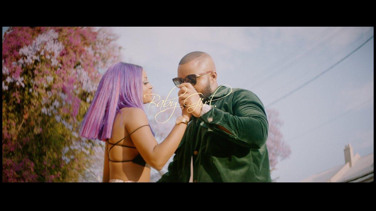 Cassper Nyovest — Baby Girl (Official Music Video)