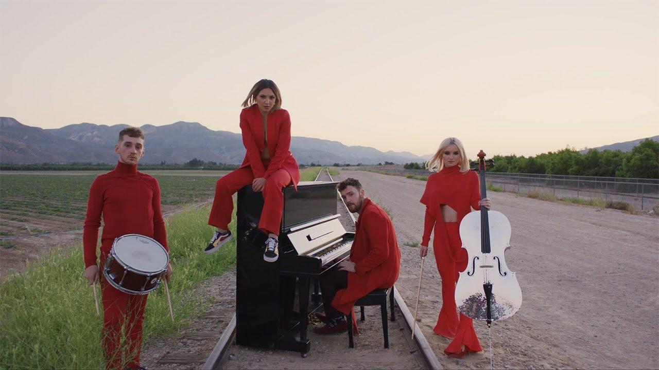Clean Bandit — I Miss You feat. Julia Michaels [Official Video]