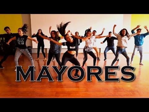 Becky G — Mayores (Official Video) ft. Bad Bunny coreografía Hypnotic Dance