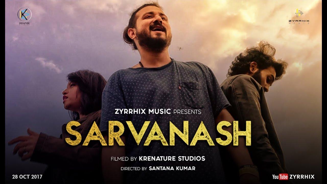 SARVANASH   KOPS   Official Video   ZYRRHIX