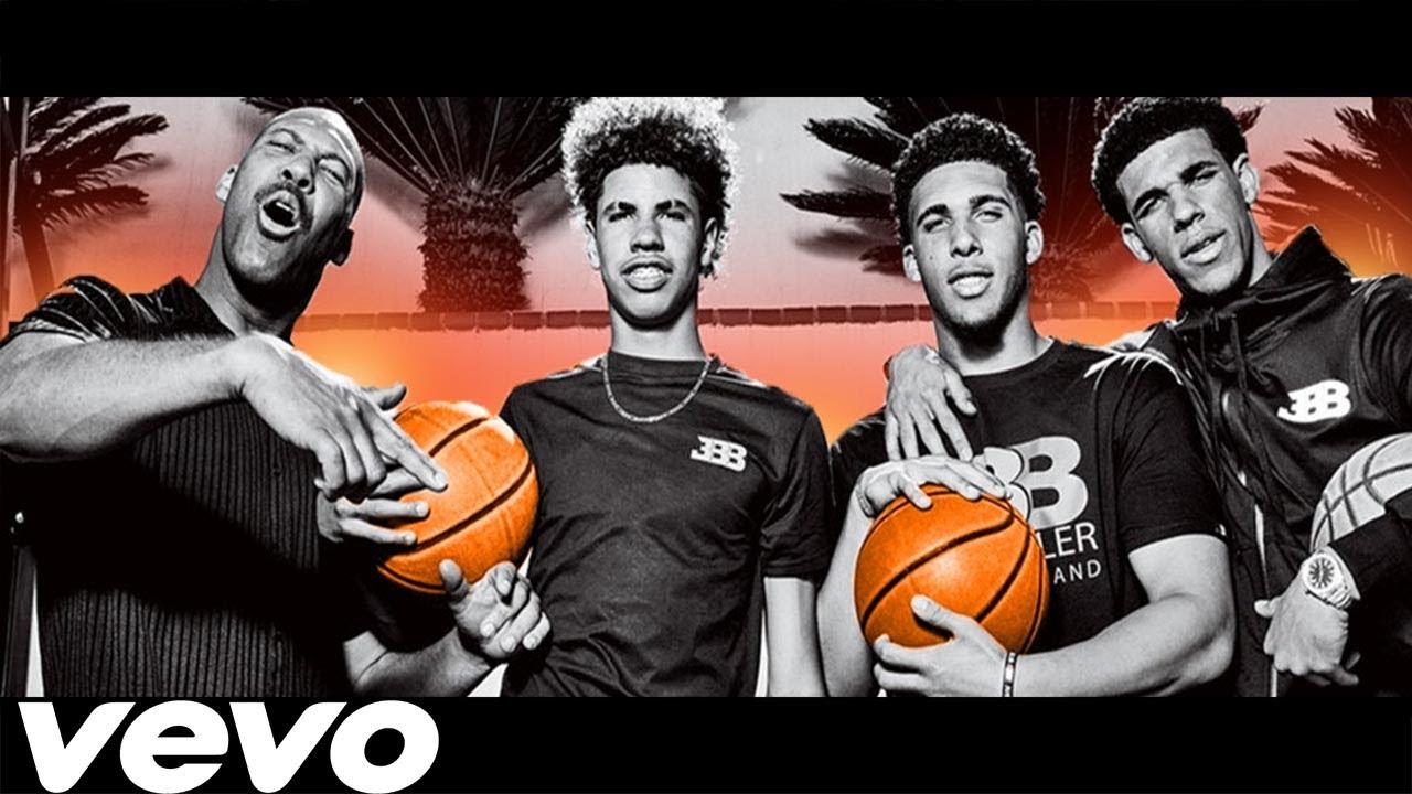 Lonzo Ball — SUPER SAIYAN (Official Music Video) ᴴᴰ
