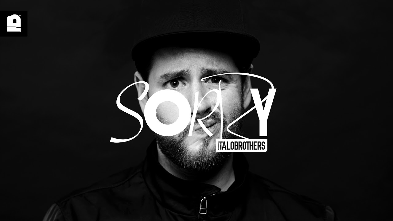 Italobrothers — Sorry (Cover Art) [Ultra Music]