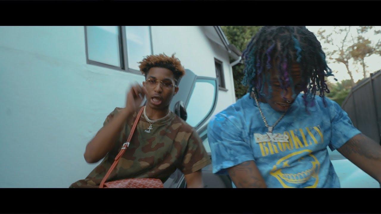 DDG — «Lettuce» ft. Famous Dex (Official Music Video)