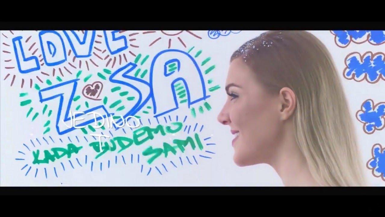Zsa Zsa — Kada budemo sami/Acoustic (Official Video with Lyrics)