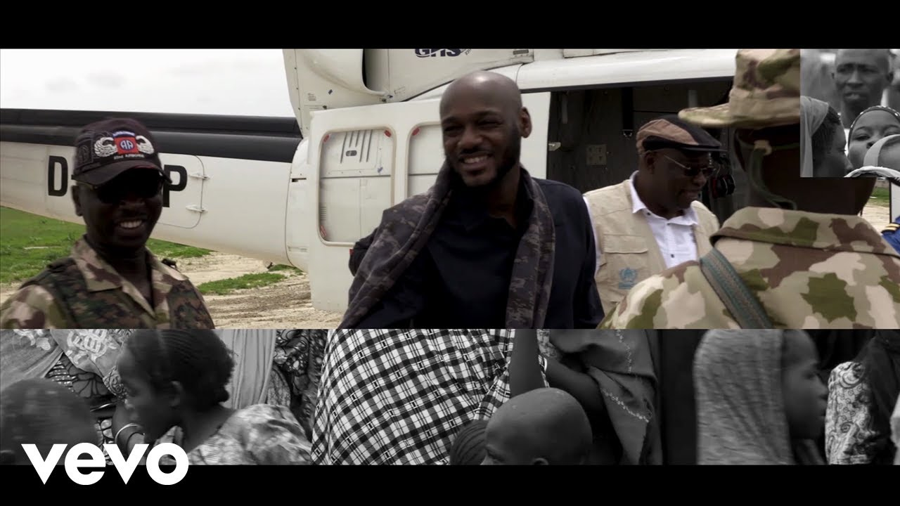 2Baba — Hold My Hand [Official Video]