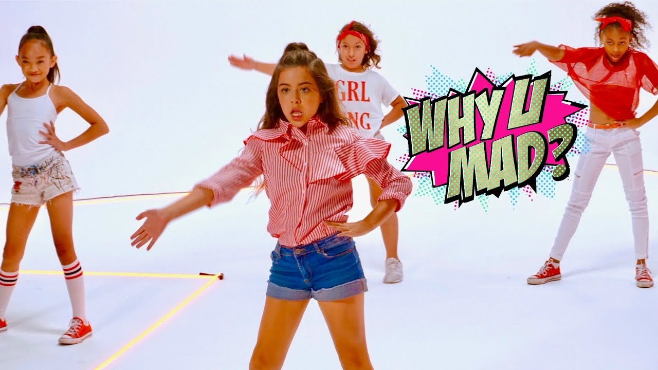 Sophia Grace — Why U Mad (Official Music Video)