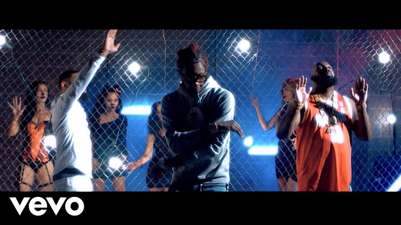 Trae Tha Truth — Thuggin (Official Video) ft. Young Thug, Skippa Da Flippa