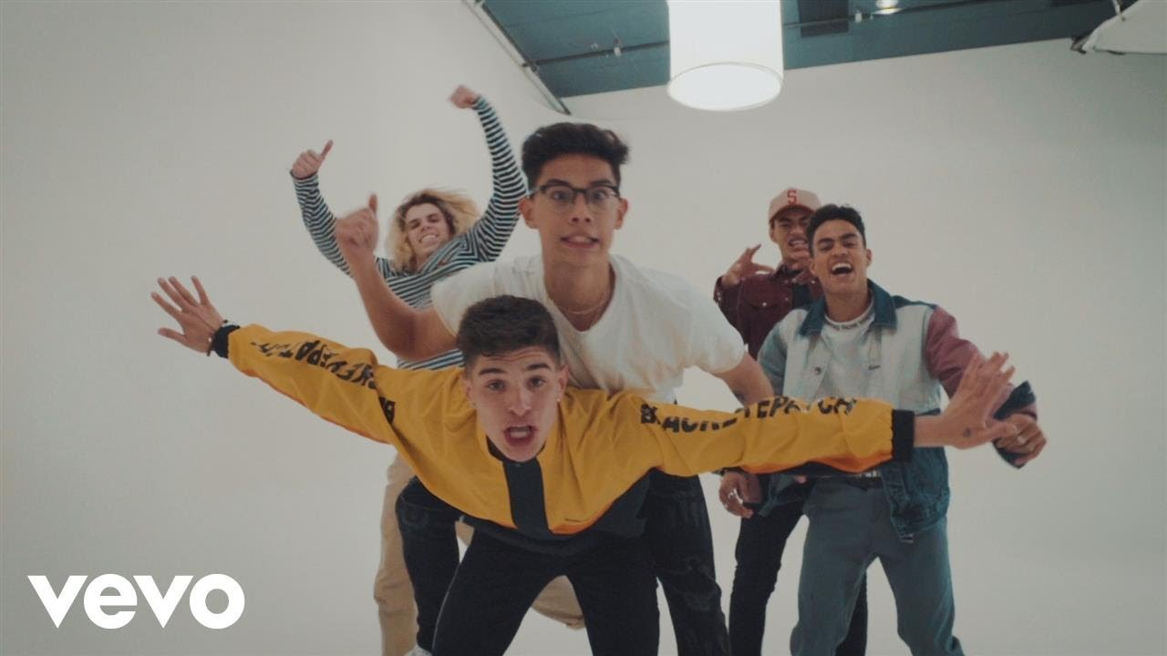 PRETTYMUCH — Teacher (Official Video)
