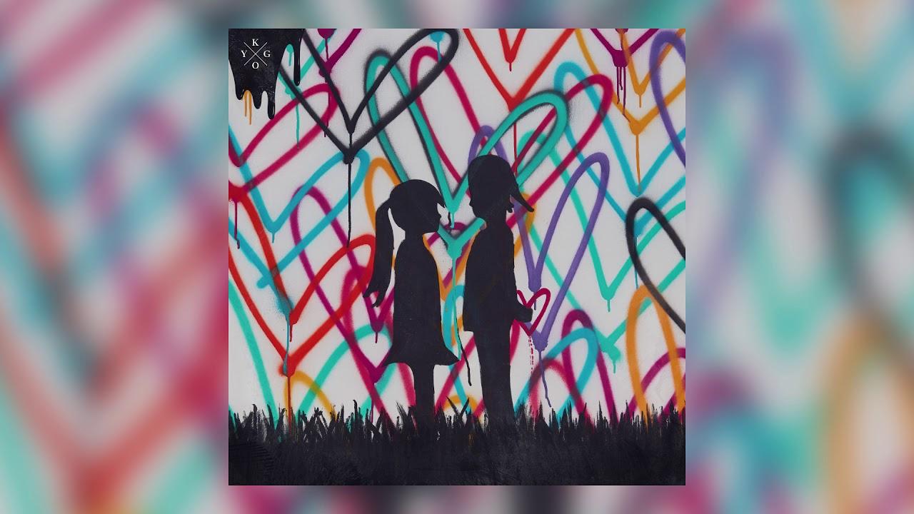 Kygo & Oliver Nelson — Riding Shotgun feat. Bonnie McKee (Cover Art) [Ultra Music]