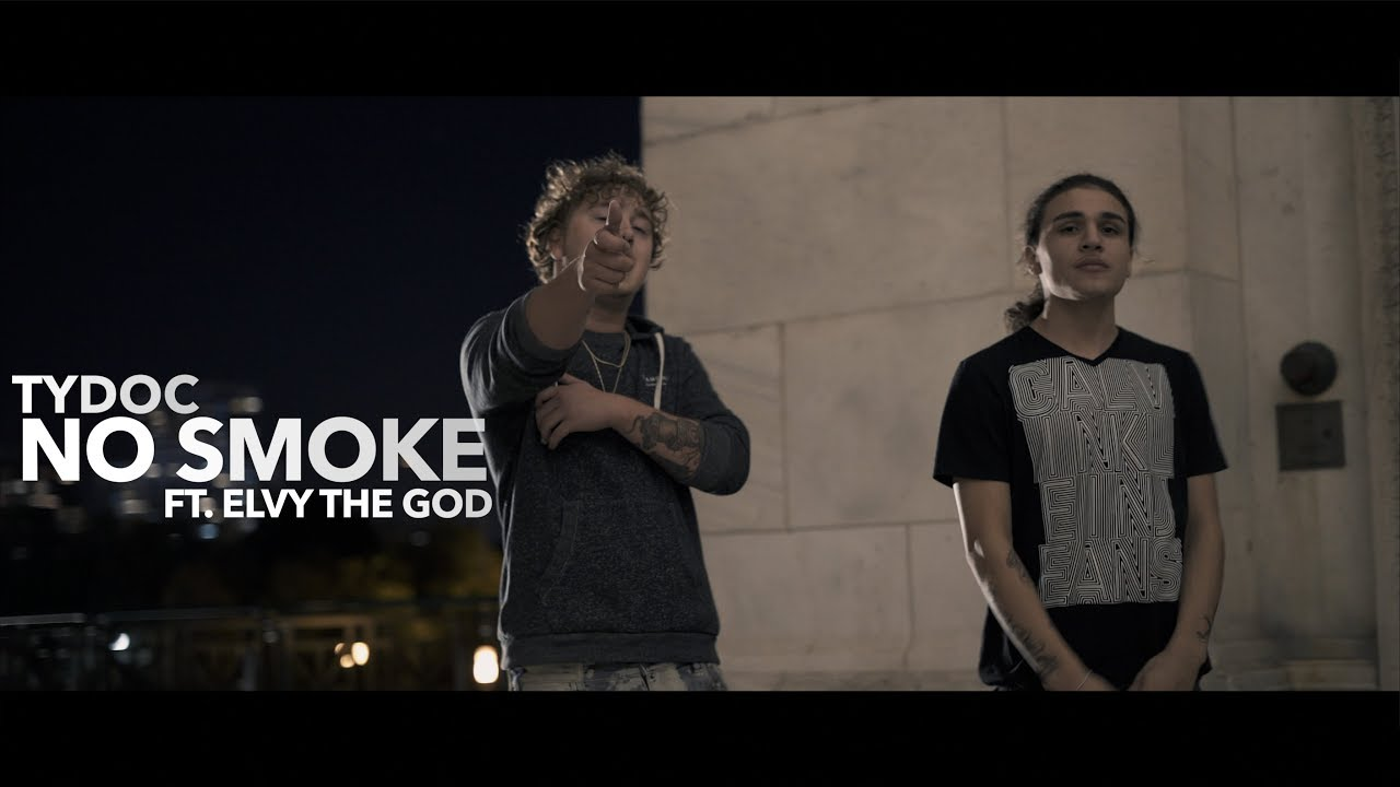 Ty DOC — No Smoke ft. eLVy The God (Official Video)