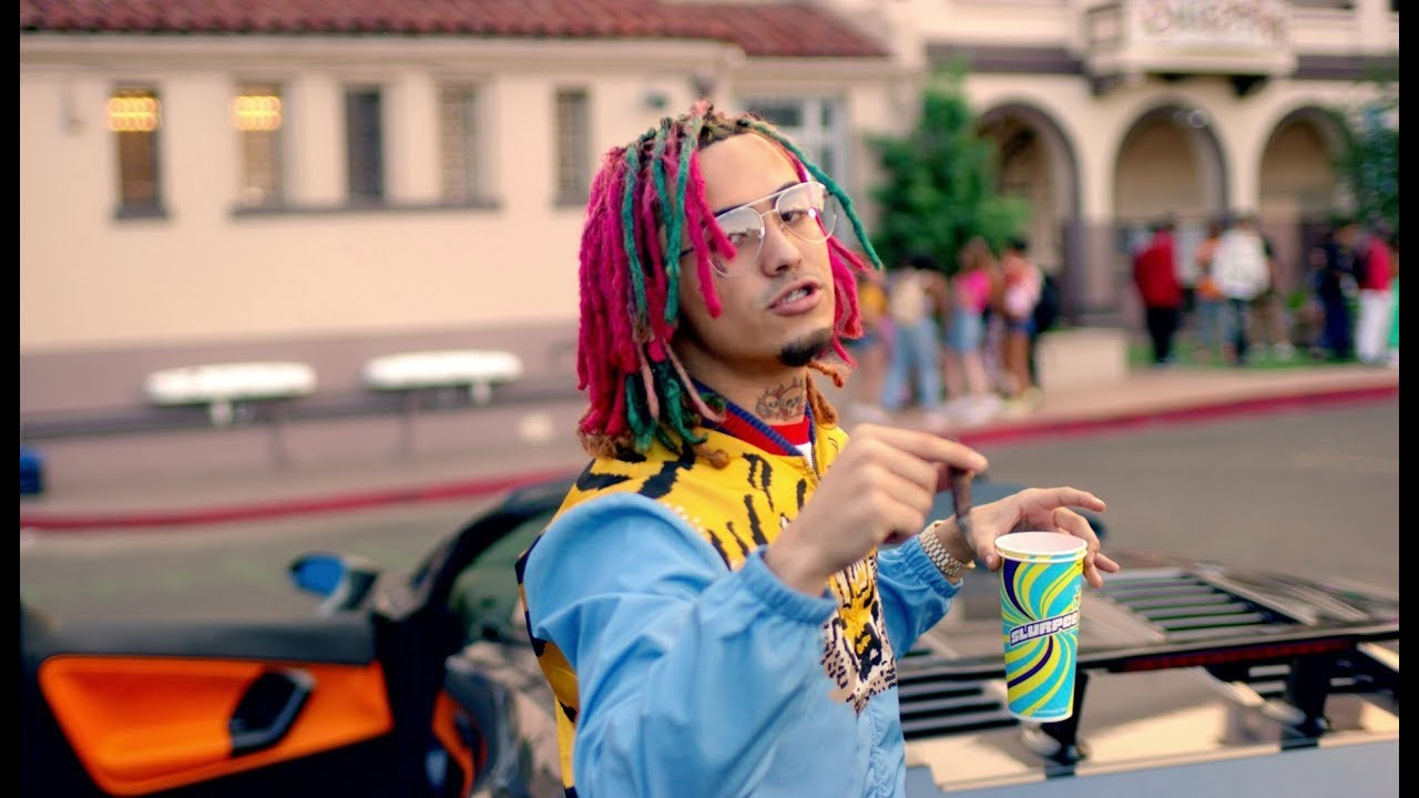 Lil Pump — «Gucci Gang» (Official Music Video)