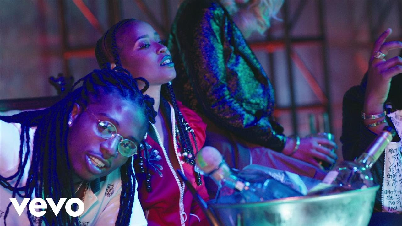 Jacquees — At The Club ft. Dej Loaf