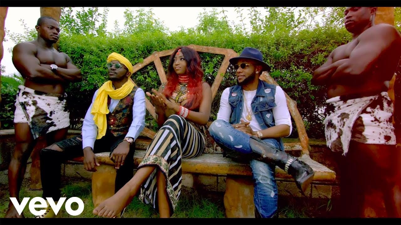 Kcee — Wine For Me (Official Video) ft. Sauti Sol