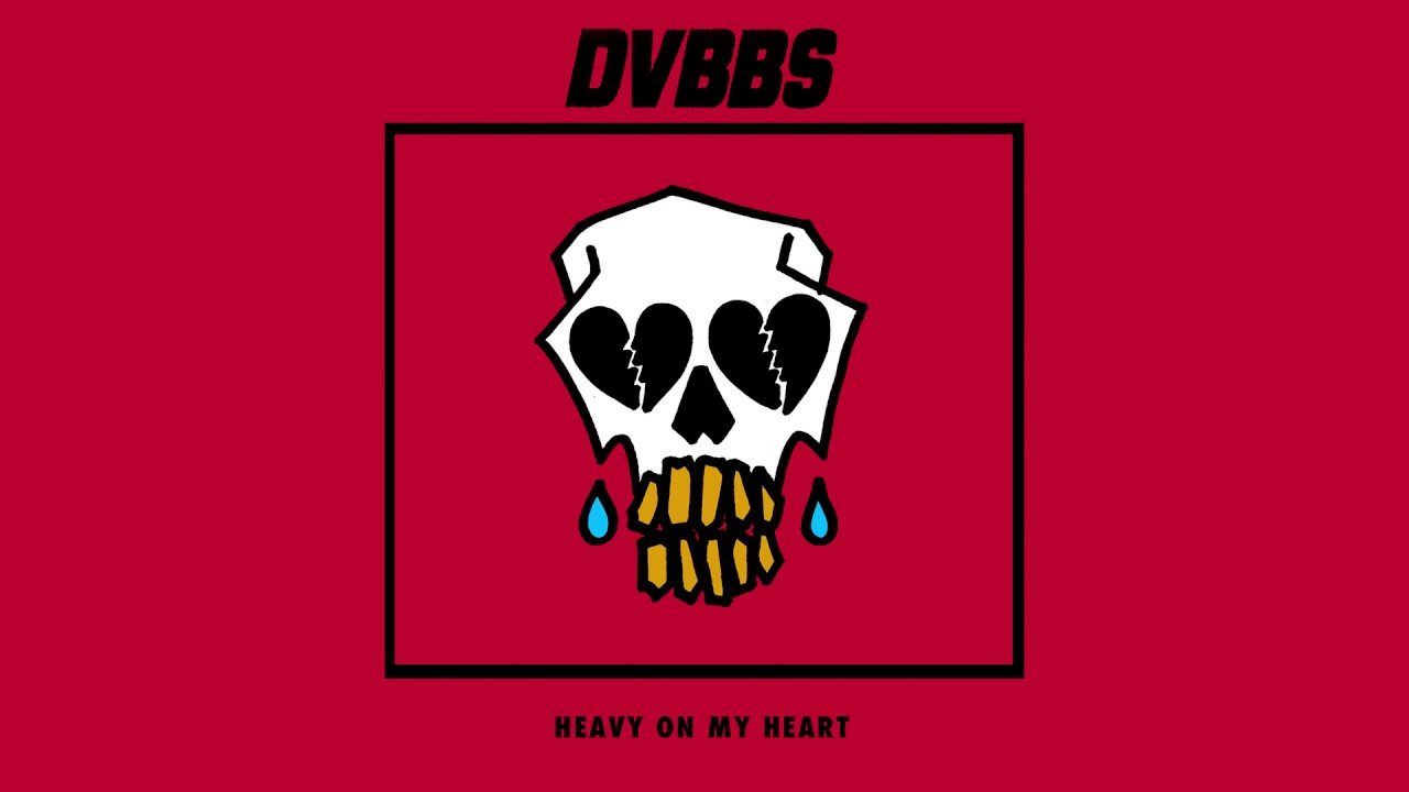 DVBBS — Heavy On My Heart feat. BUZZ (Cover Art) [Ultra Music]