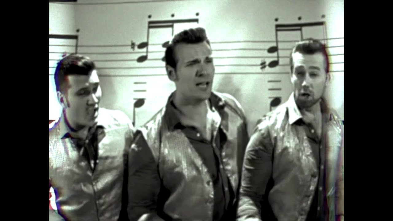 The Baseballs — Thinking Out Loud (official video)
