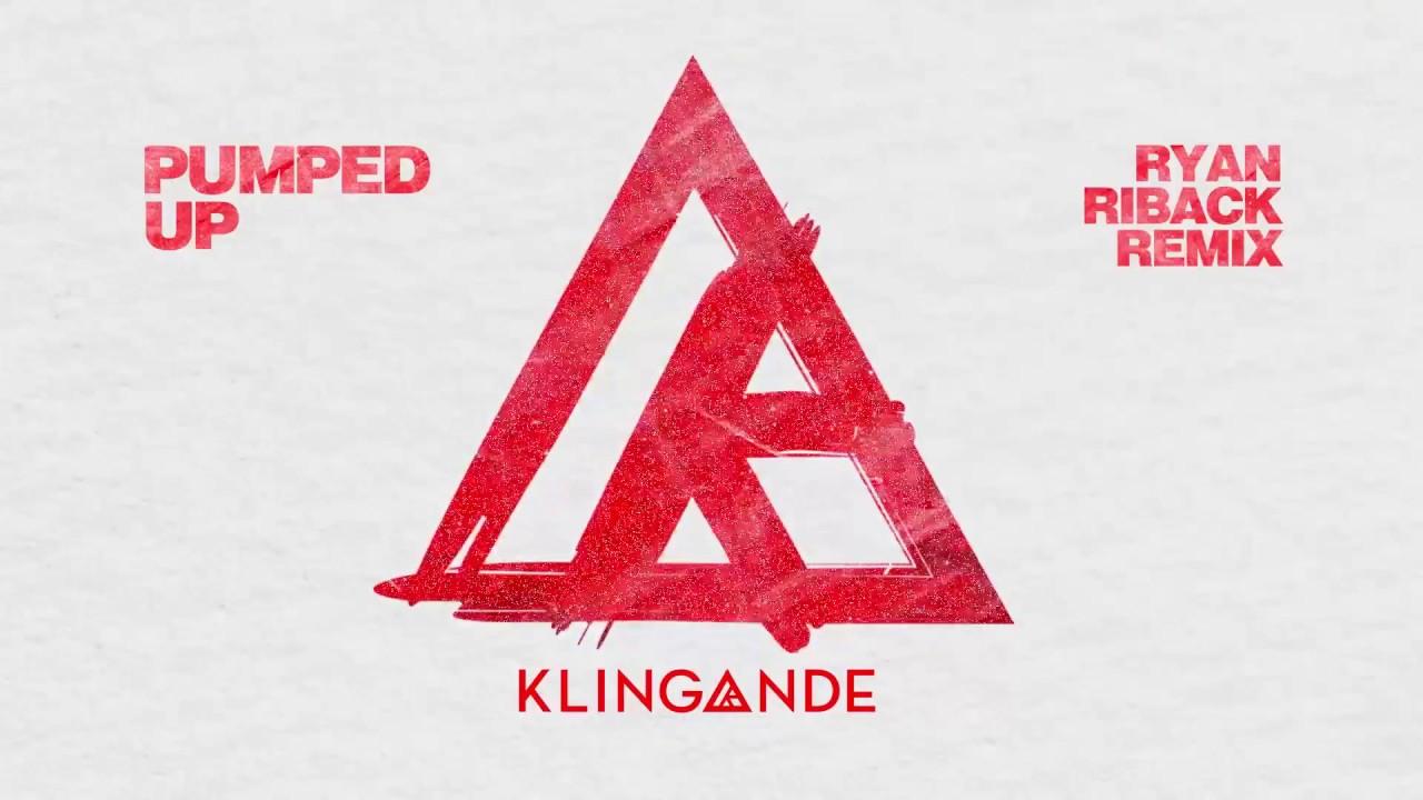 Klingande — Pumped Up (Ryan Riback Remix) [Cover Art] [Ultra Music]
