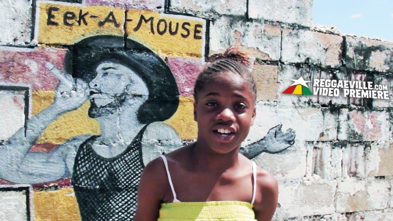 Eek-A-Mouse — African Children [Official Video 2017]