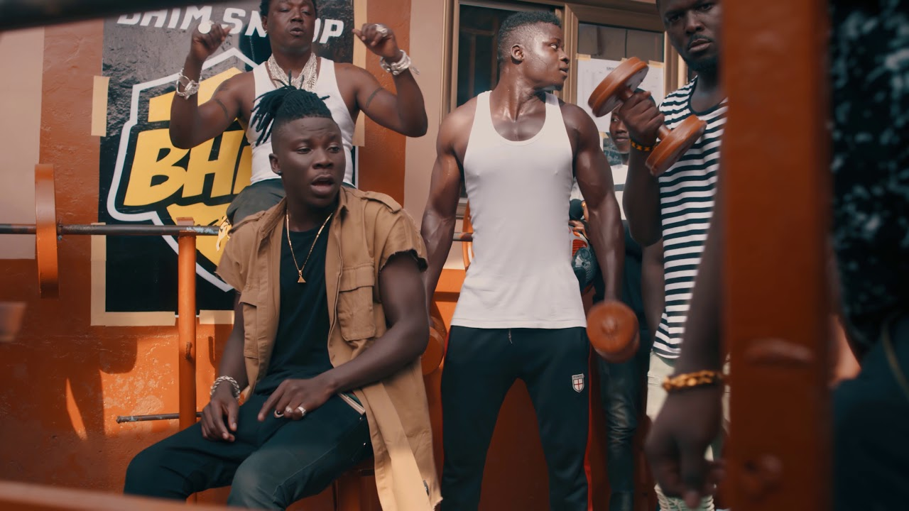 Stonebwoy — HERO (Official video)