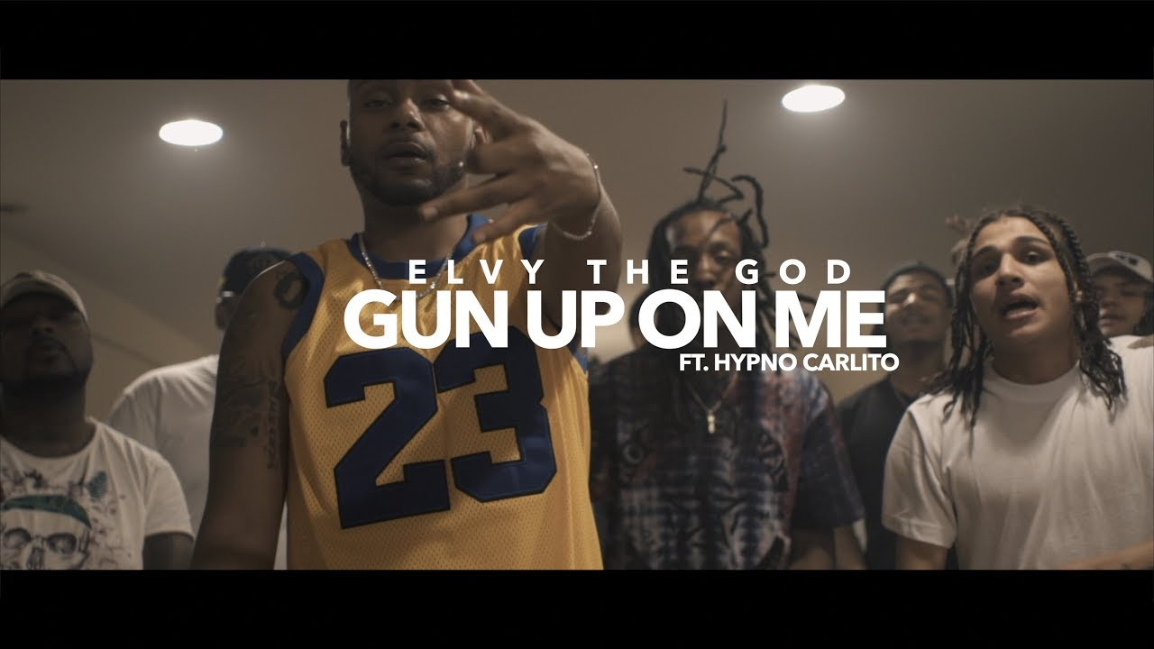 eLVy The God — Gun Up On Me ft. Hypno Carlito (Official Video) — YouTube