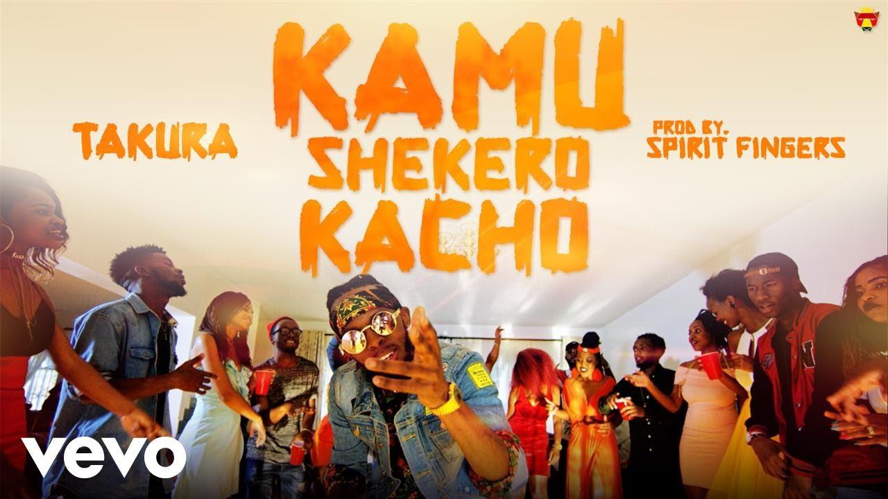 Takura — Kamu Shekero Kacho (Official Video)