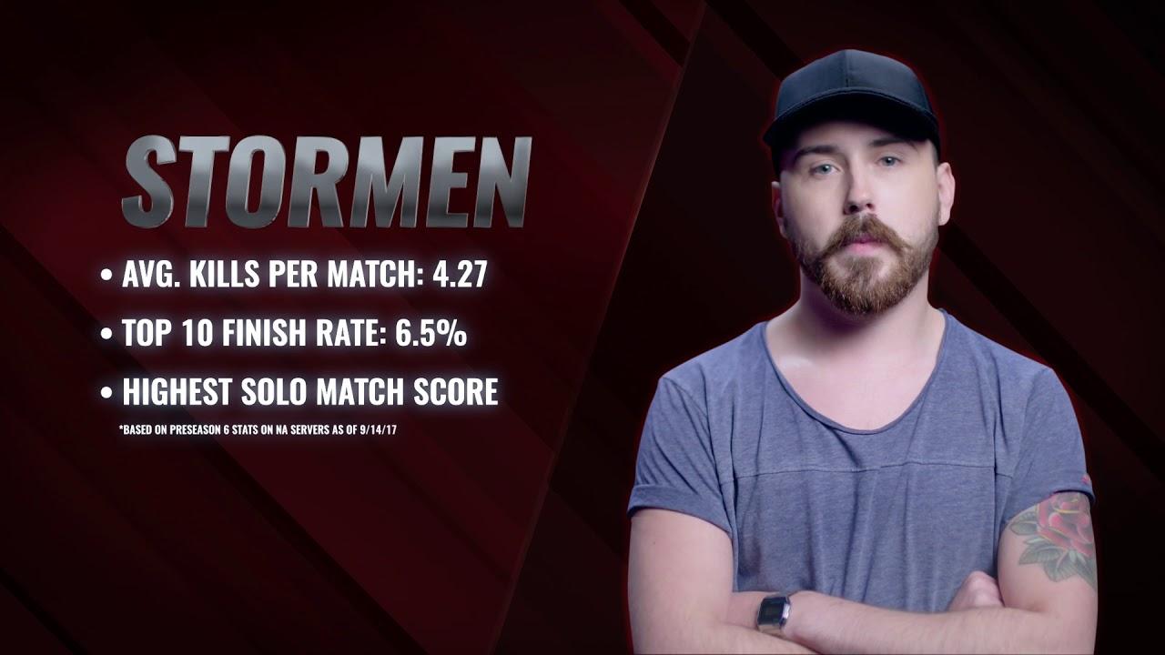 Meet the Legends: Stormen [Official Video]
