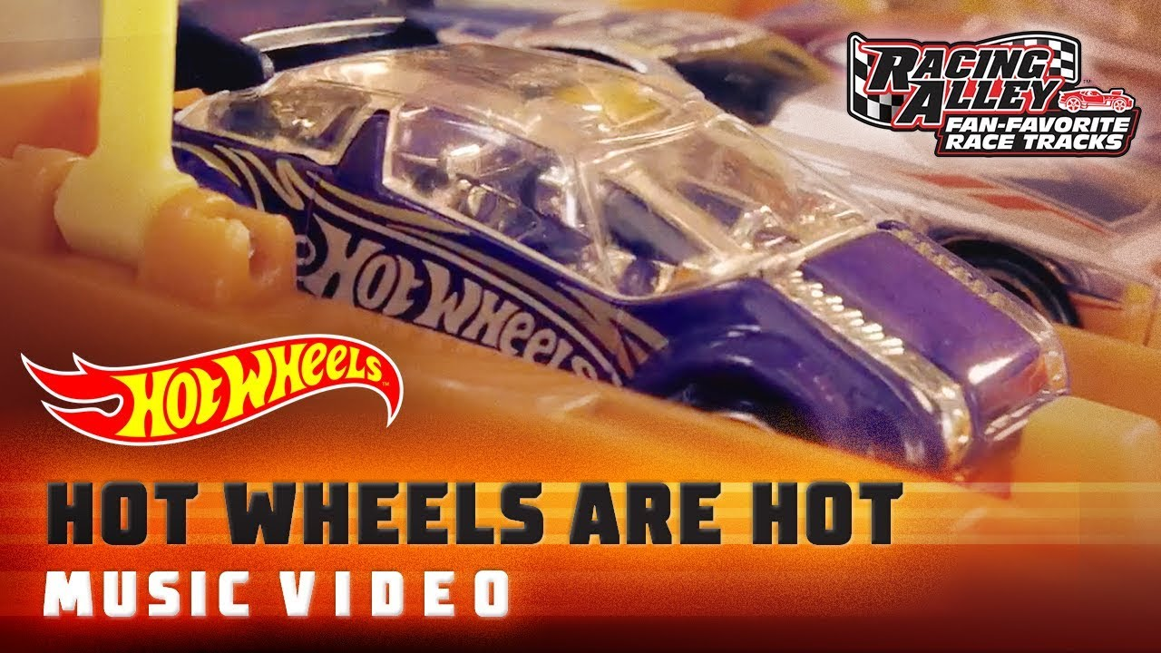 Hot Wheels — HOT WHEELS ARE HOT (Official MUSIC VIDEO) | Hot Wheels