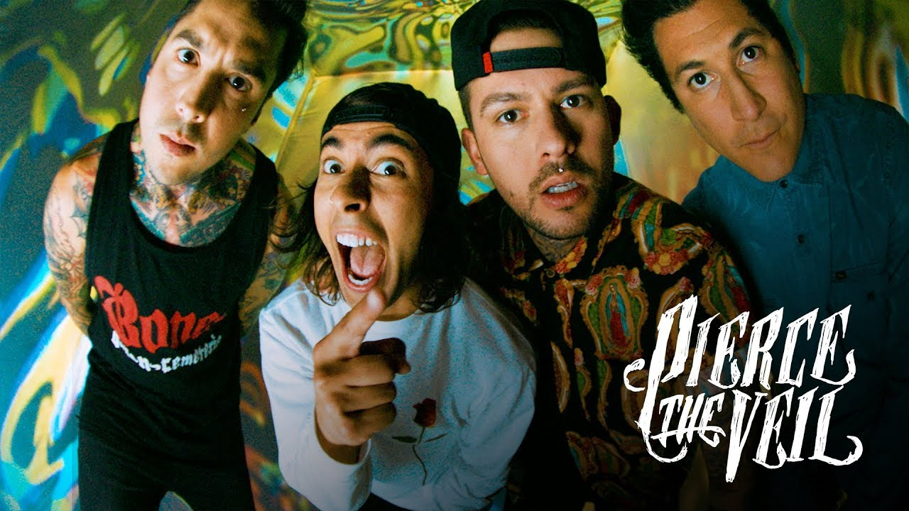 Pierce The Veil — Today I Saw The Whole World (Official Music Video)