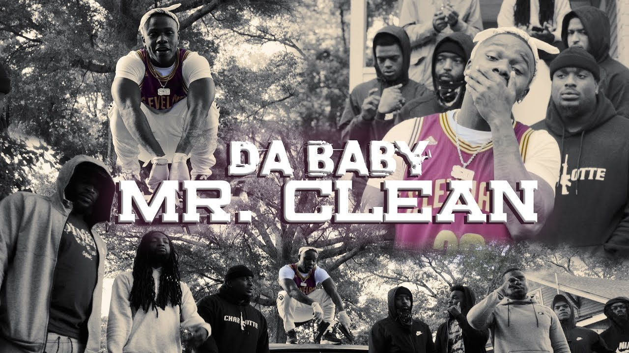 DaBaby (Baby Jesus) — Mr. Clean [Official Video]