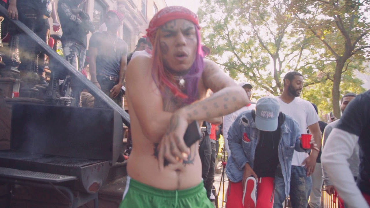 6IX9INE — GUMMO (OFFICIAL MUSIC VIDEO)