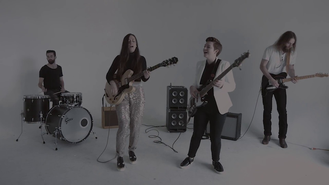 The Harmaleighs — Lady Brain (Official Video)