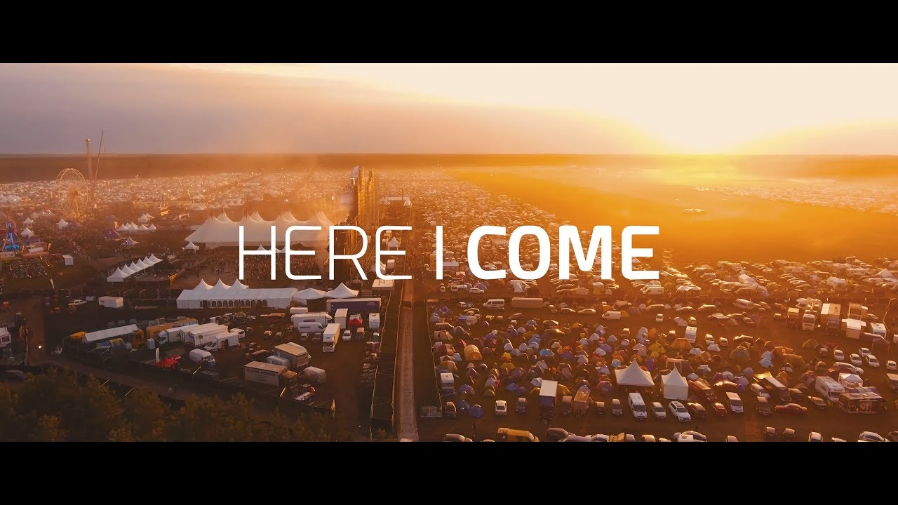 Coone & Wildstylez — Here I Come (Official Video Clip)