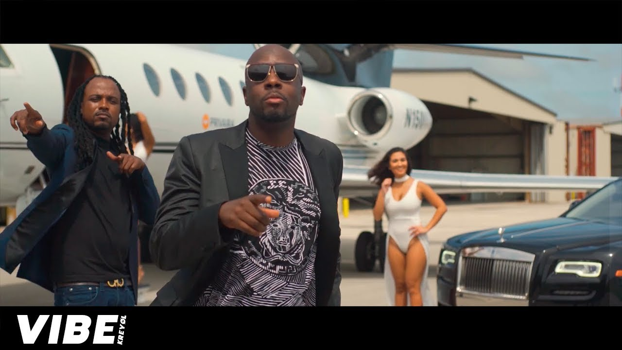 Izolan Feat. Wyclef Jean — Apa'n Chèf (Official Video)