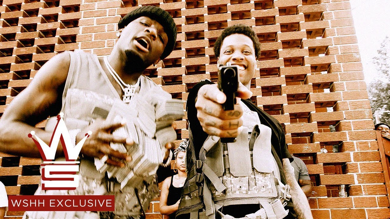 Ralo Feat. Lil Durk «Chiraqistan» (WSHH Exclusive — Official Music Video)