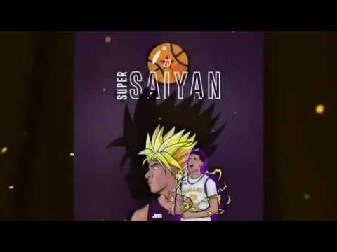 Lonzo Ball — Super Saiyan (Official Music Video)