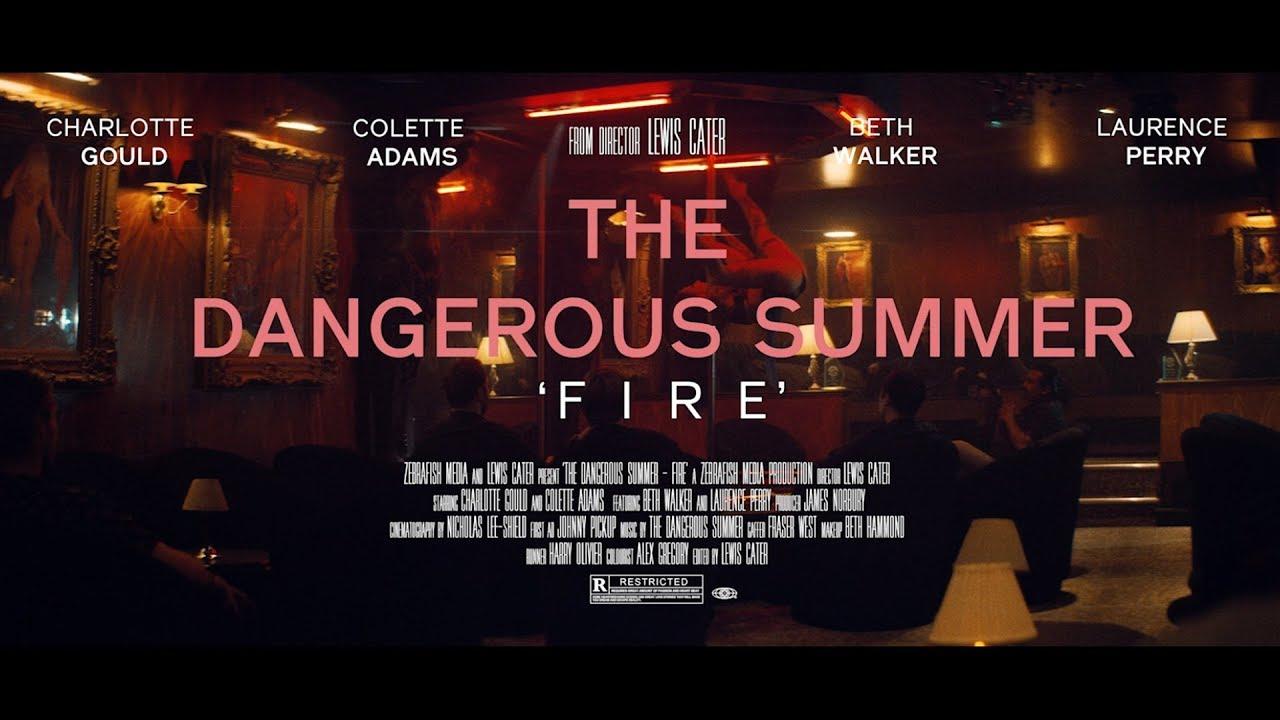 The Dangerous Summer — Fire (Official Music Video)