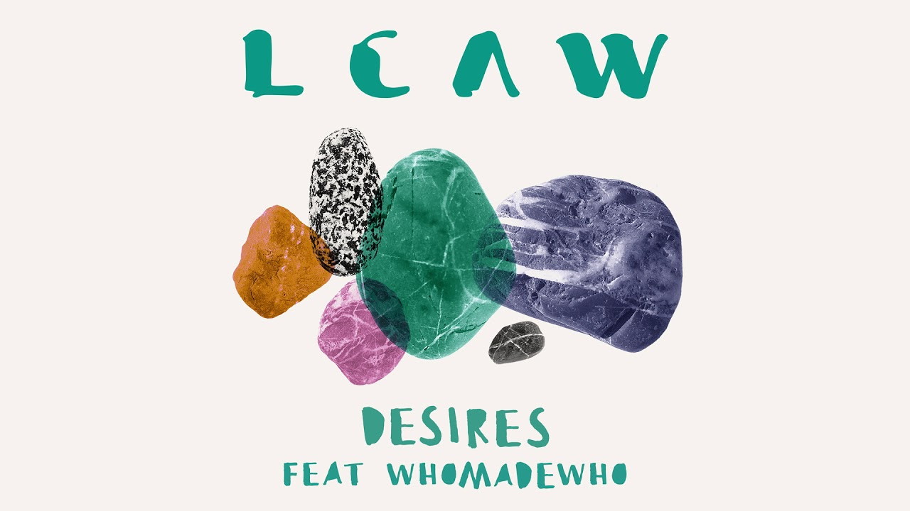 LCAW — Desires feat. WhoMadeWho (Cover Art) [Ultra Music]