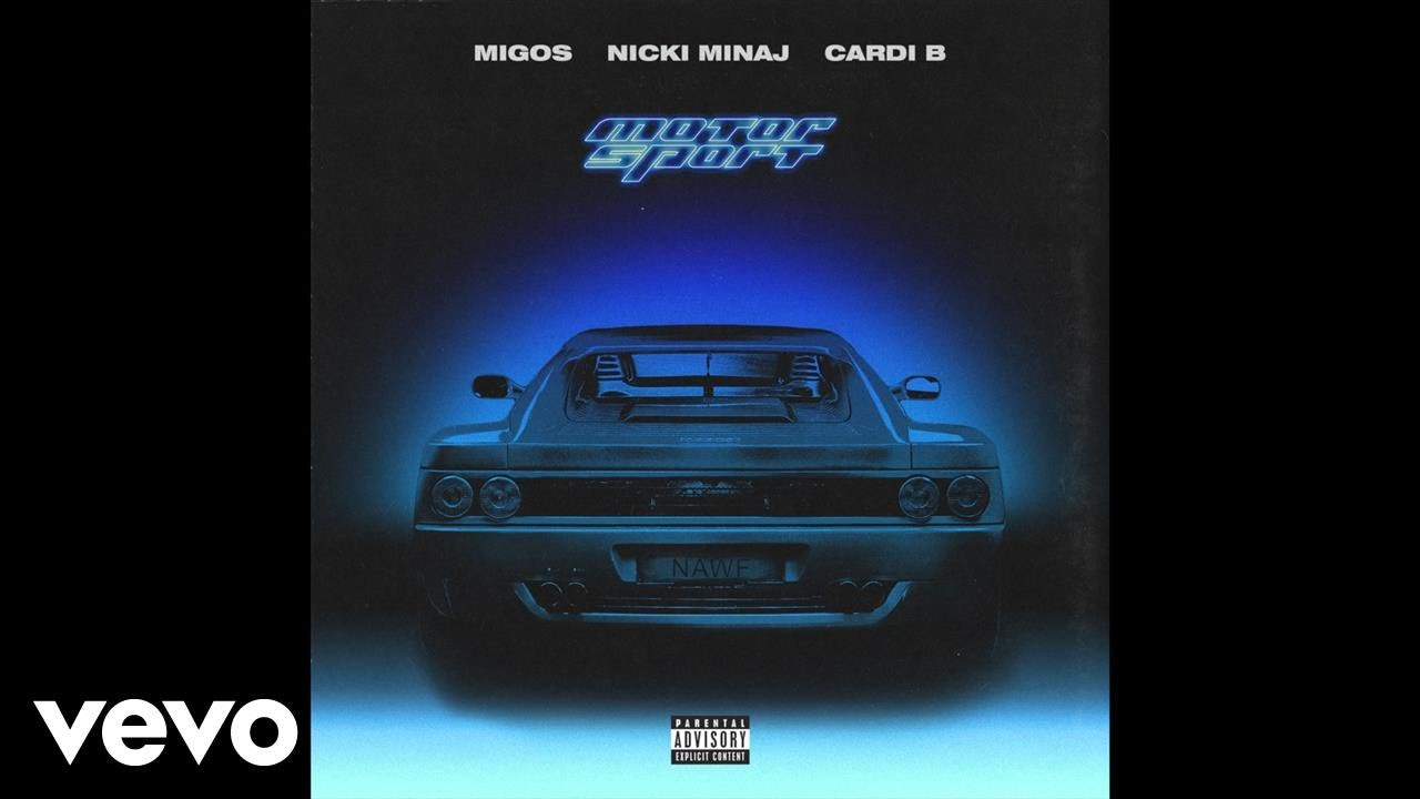 Migos, Nicki Minaj, Cardi B — MotorSport (Audio)
