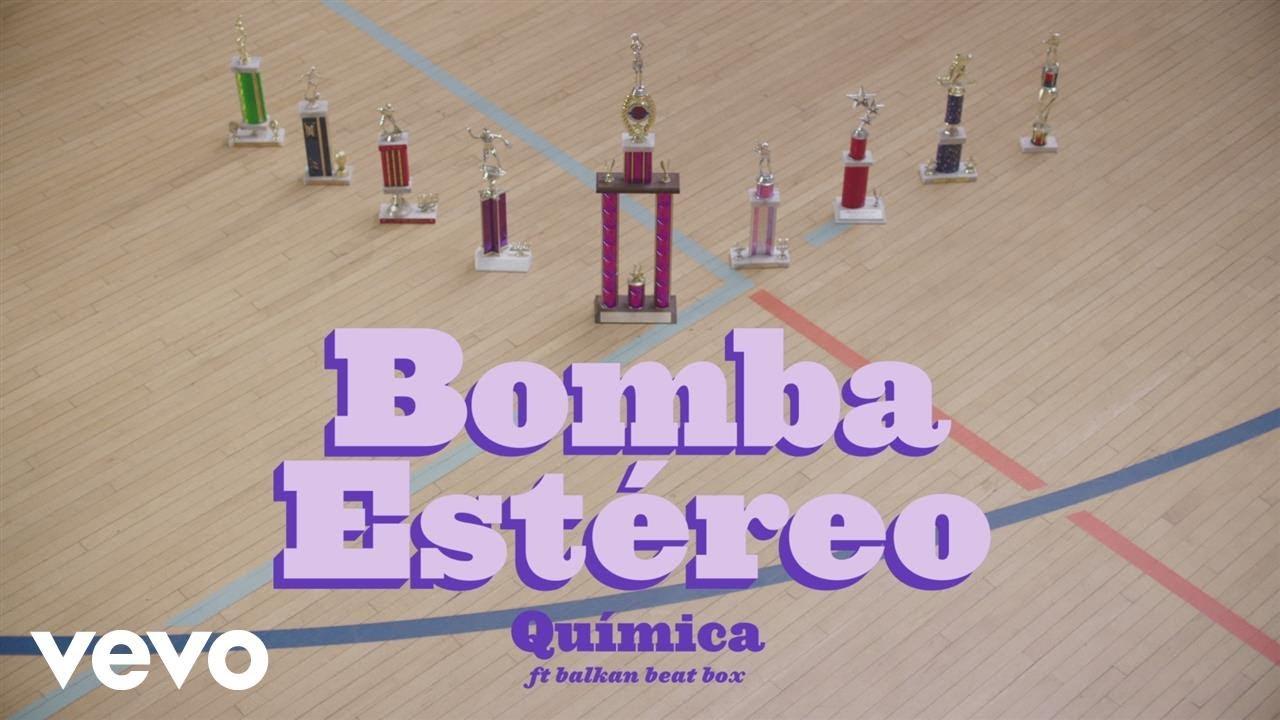 Bomba Estéreo — Química (Dance With Me)[Official Video] ft. Balkan Beat Box