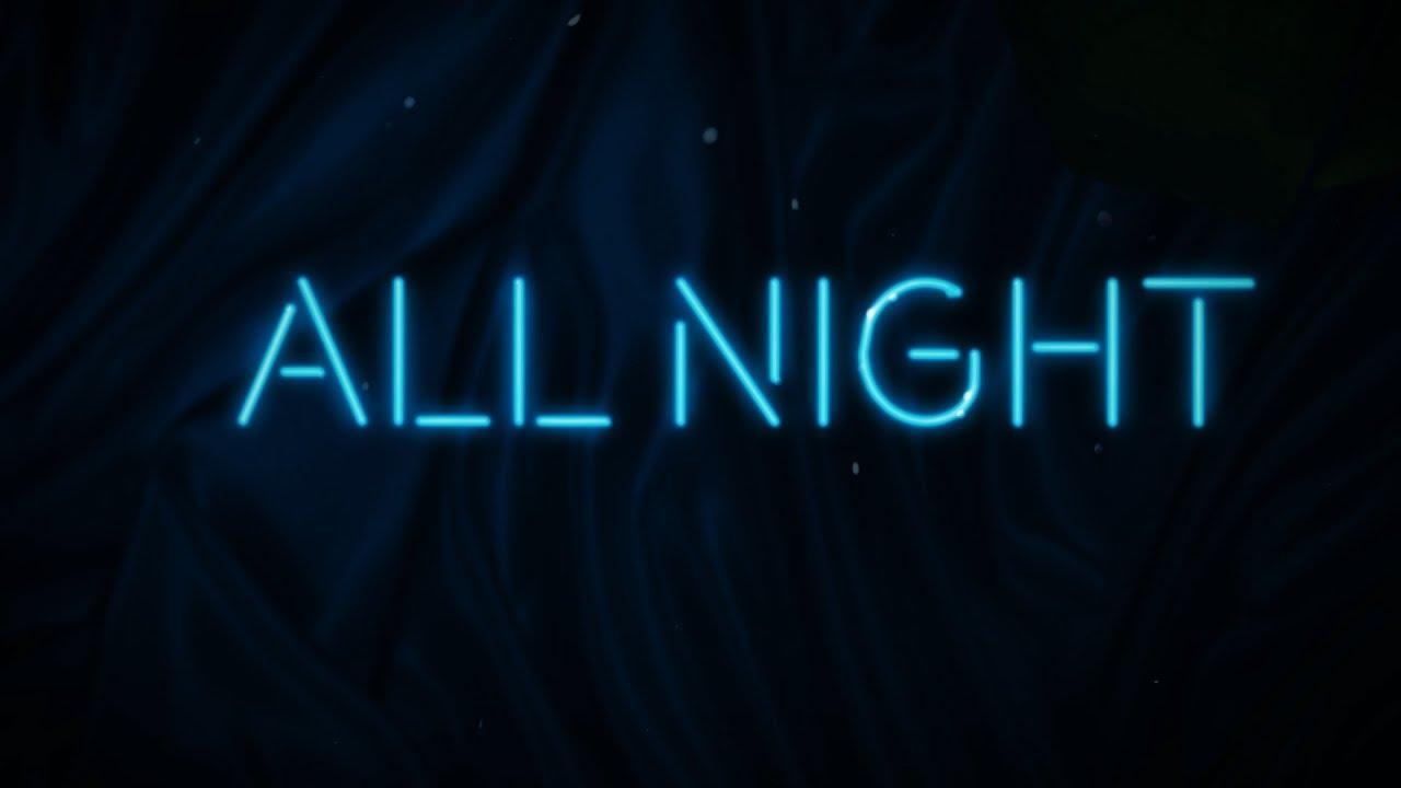 Steve Aoki x Lauren Jauregui — All Night (Lyric Video) [Ultra Music]