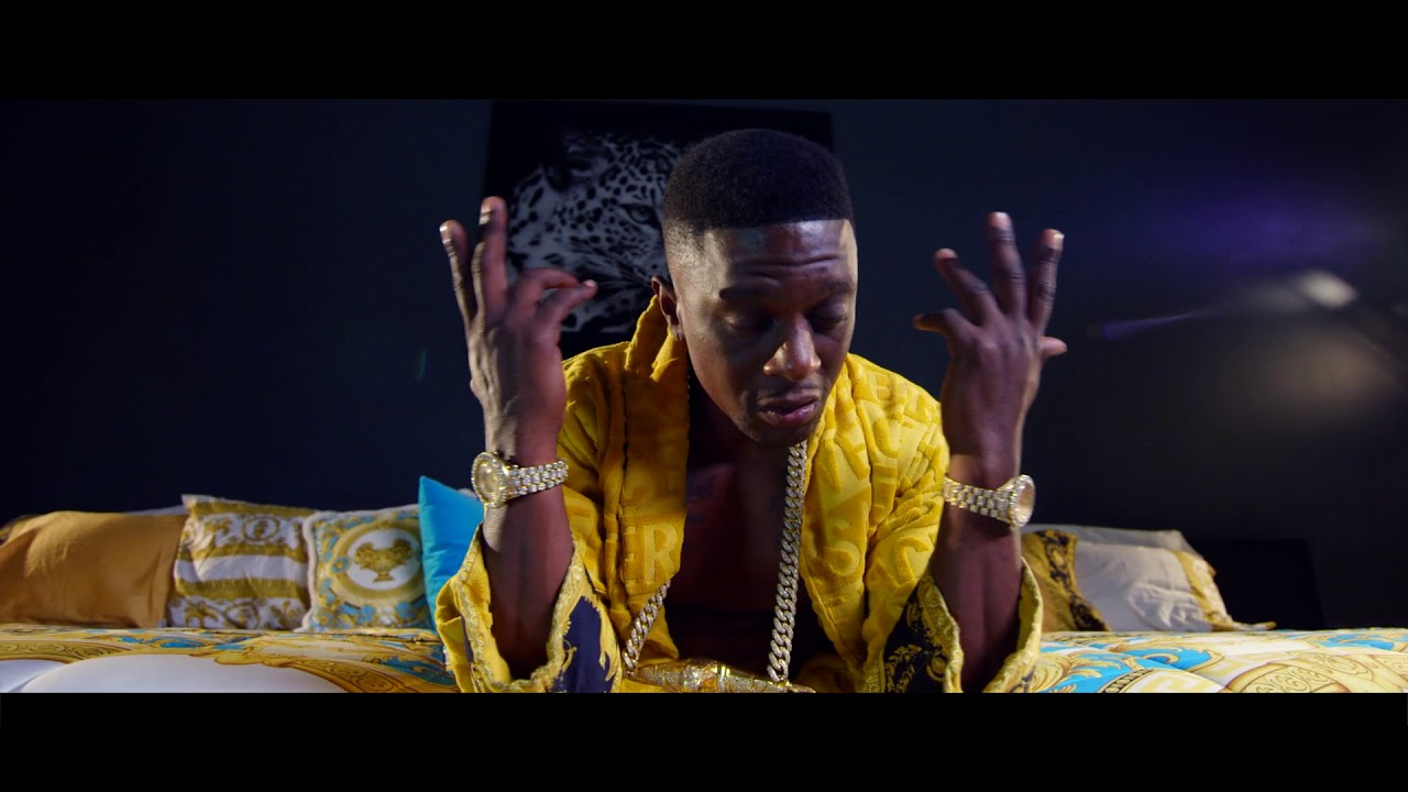 Boosie Badazz — God Wants Me To Ball feat. London Jae (Official Video)