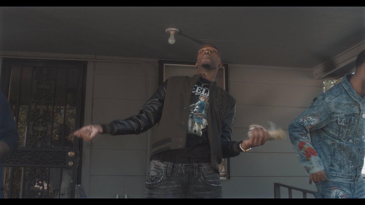 BlocBoy JB No Topic Prod By Tay Keith (Official Video) Shot By: @Fredrivk_Ali