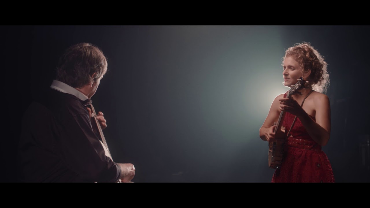 Don't Let It Bring You Down (Official Video) | Béla Fleck & Abigail Washburn