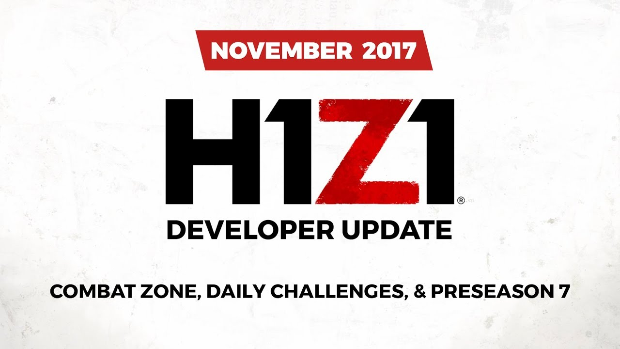 November Developer Update: Combat Zone, Daily Challenges, & Preseason 7! [Official Video]