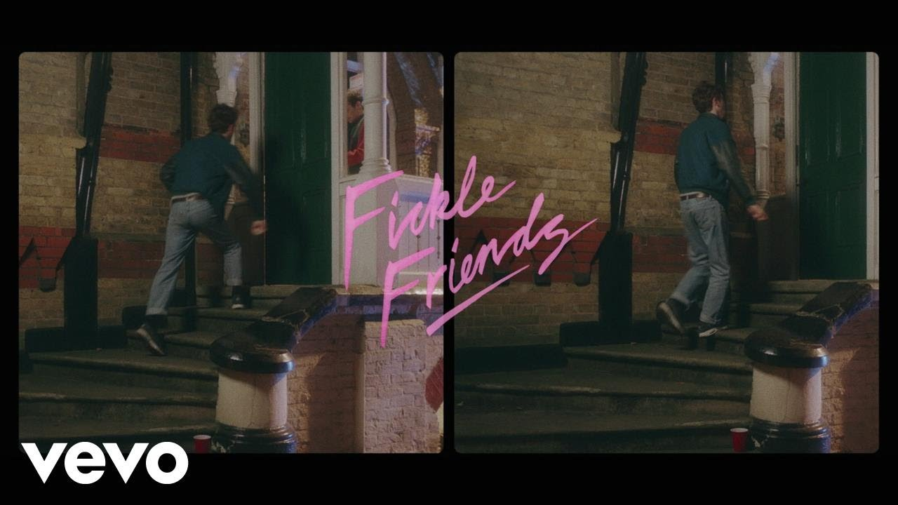 Fickle Friends — Hard To Be Myself (Official Video)