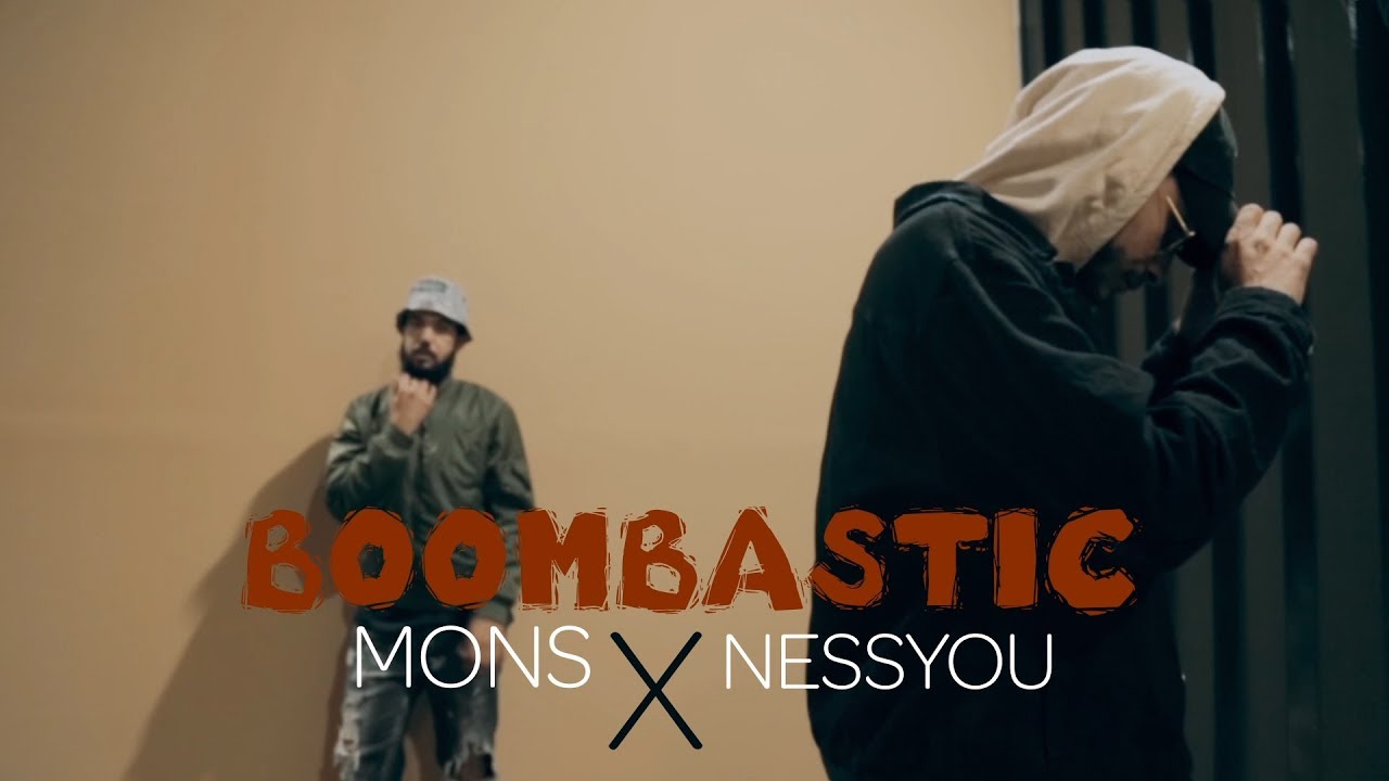 MONS — Boombastic feat Nessyou (official video)