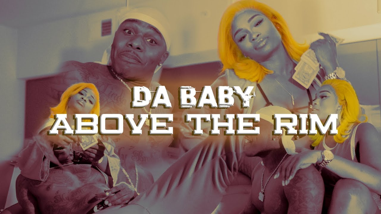 DaBaby (Baby Jesus) — Above The Rim [Official Video]
