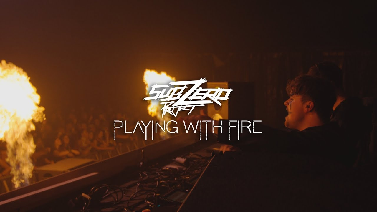 Sub Zero Project — Playing With Fire (Official Video Clip)