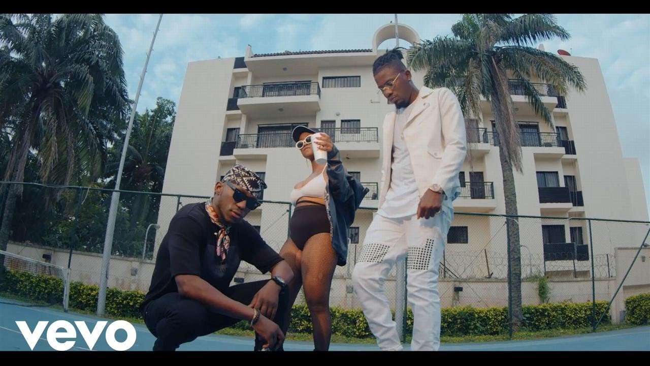 DJ SPINALL — On A Low (Official Video) ft. YCee