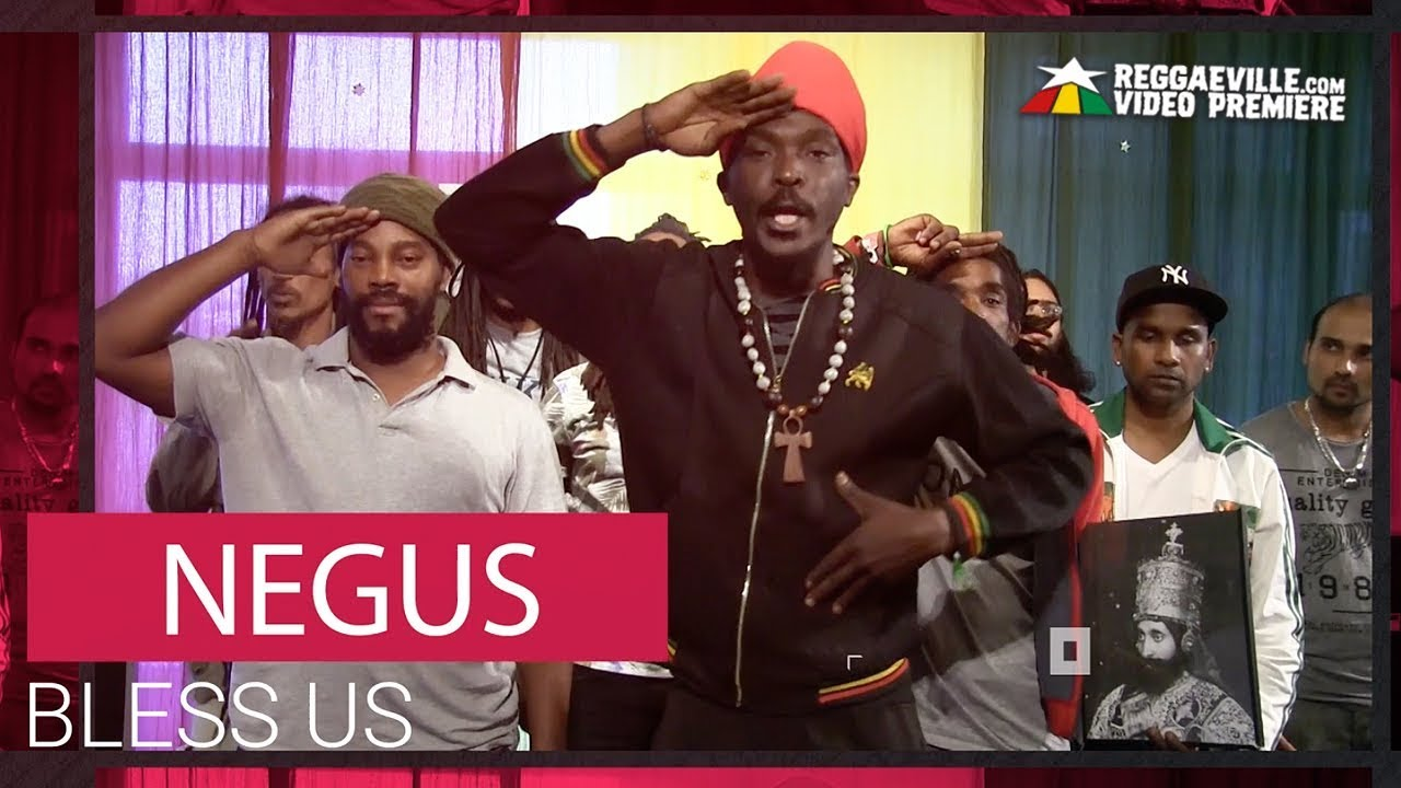 Anthony B — Negus [Official Video 2017]