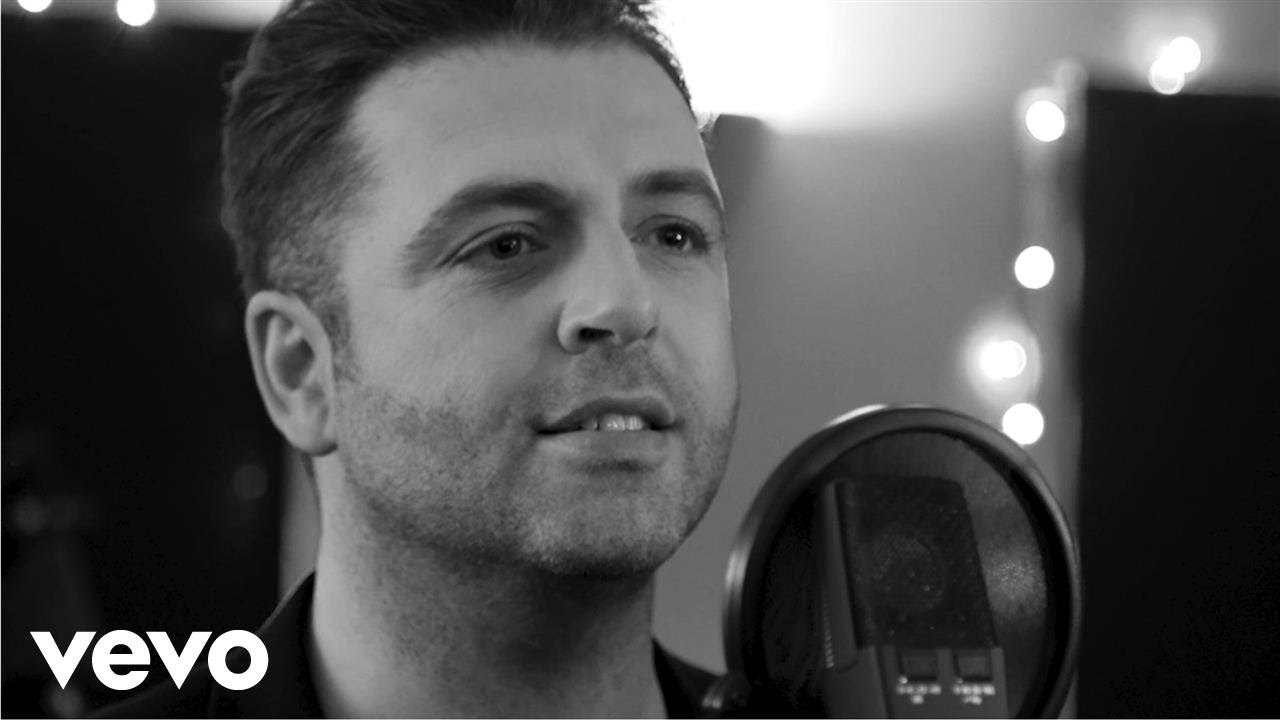 Mark Feehily — Silent Night (Live Acapella) [Official Video]